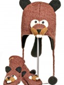 Adult Barkley the Beaver Hat, halloween costume (Adult Barkley the Beaver Hat)