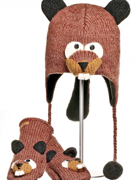 Adult Barkley the Beaver Hat, halloween costume (Adult Barkley the Beaver Hat)