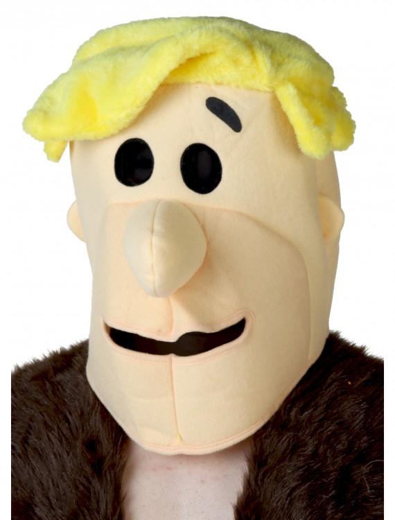Barney Rubble Mask, halloween costume (Barney Rubble Mask)