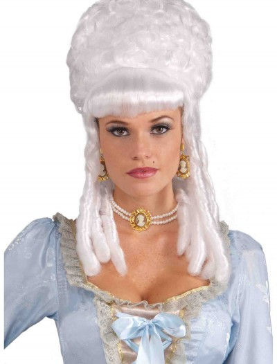 Basic Marie Antoinette Wig, halloween costume (Basic Marie Antoinette Wig)