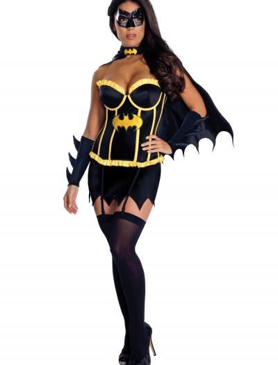 Batgirl Corset Costume, halloween costume (Batgirl Corset Costume)