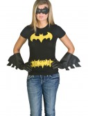 Batgirl Costume T-Shirt, halloween costume (Batgirl Costume T-Shirt)