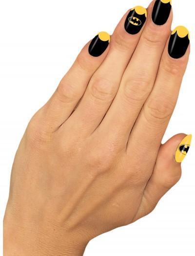 Batgirl Nail Strips, halloween costume (Batgirl Nail Strips)