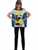 Batgirl T-Shirt Costume, halloween costume (Batgirl T-Shirt Costume)