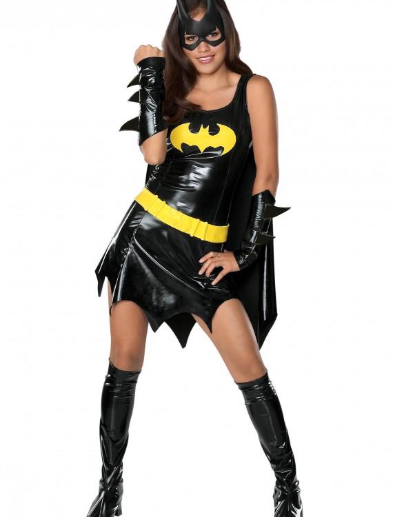 Batgirl Teen Costume, halloween costume (Batgirl Teen Costume)