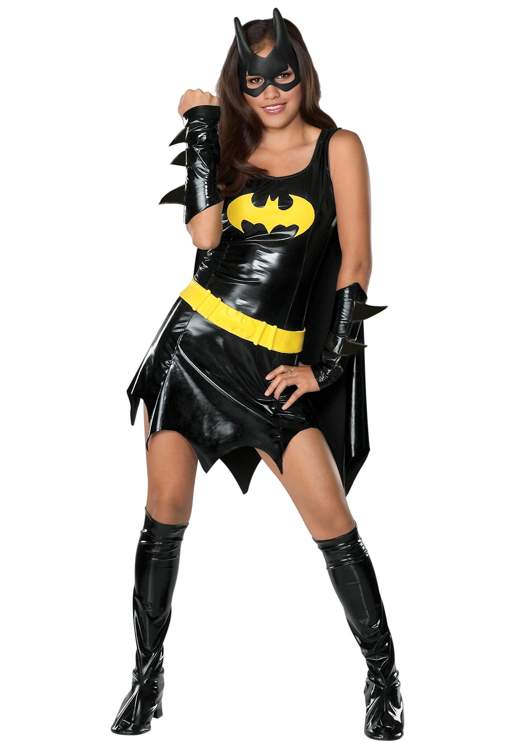 Batgirl Teen Costume  sc 1 st  Halloween Costumes & Batgirl Teen Costume - Halloween Costumes