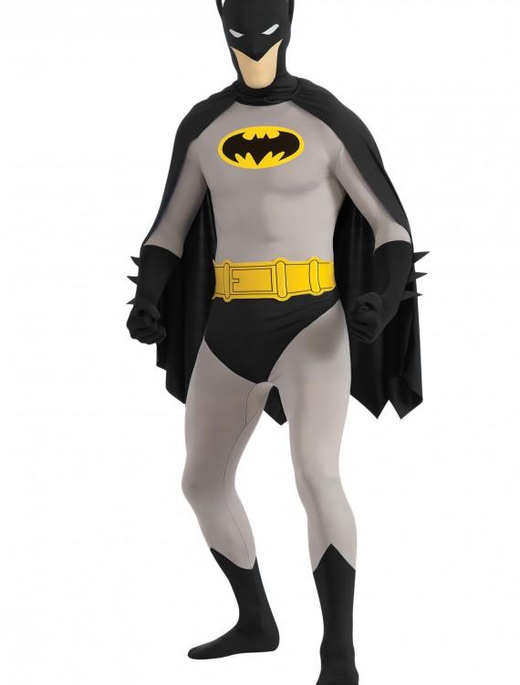 Batman 2nd Skin Costume, halloween costume (Batman 2nd Skin Costume)