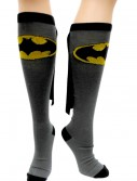 Batman Cape Socks, halloween costume (Batman Cape Socks)