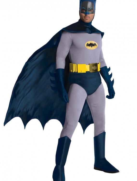 Batman Classic Series Grand Heritage Costume, halloween costume (Batman Classic Series Grand Heritage Costume)