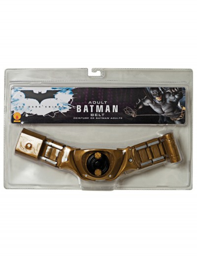 Batman Dark Knight Belt, halloween costume (Batman Dark Knight Belt)