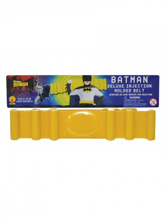 Batman Deluxe Child Belt, halloween costume (Batman Deluxe Child Belt)