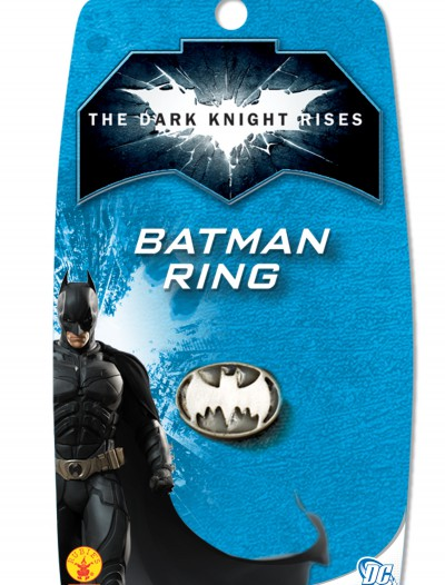 Batman Ring, halloween costume (Batman Ring)
