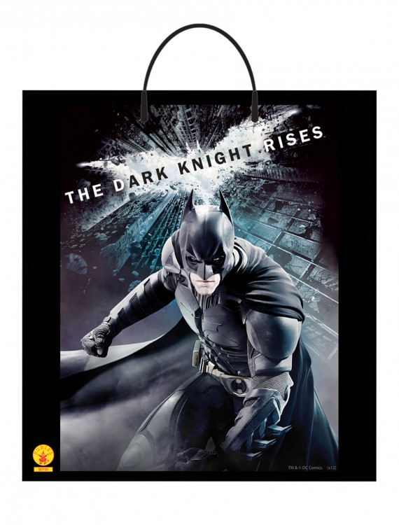 Batman The Dark Knight Rises Treat Bag, halloween costume (Batman The Dark Knight Rises Treat Bag)