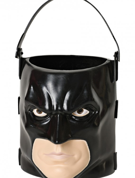 Batman Treat Pail, halloween costume (Batman Treat Pail)