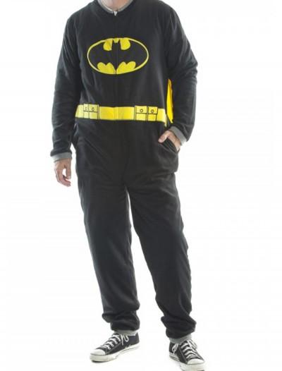 Batman Union Suit, halloween costume (Batman Union Suit)