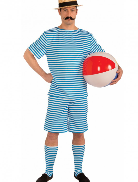 Beachside Clyde Adult Costume, halloween costume (Beachside Clyde Adult Costume)