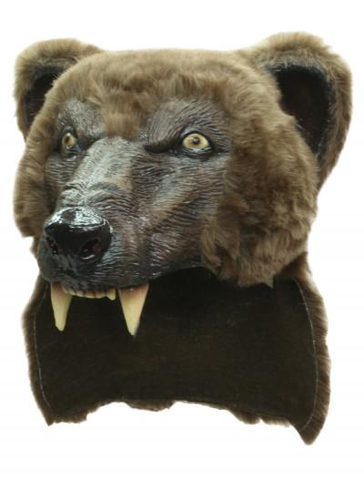 Bear Helmet, halloween costume (Bear Helmet)