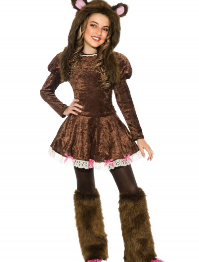 Beary Adorable Girls Costume, halloween costume (Beary Adorable Girls Costume)