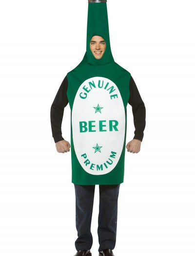 Beer Bottle Costume, halloween costume (Beer Bottle Costume)