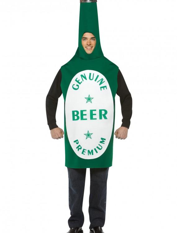 Beer Bottle Costume, halloween costume (Beer Bottle Costume)