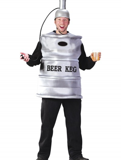 Beer Keg Costume, halloween costume (Beer Keg Costume)