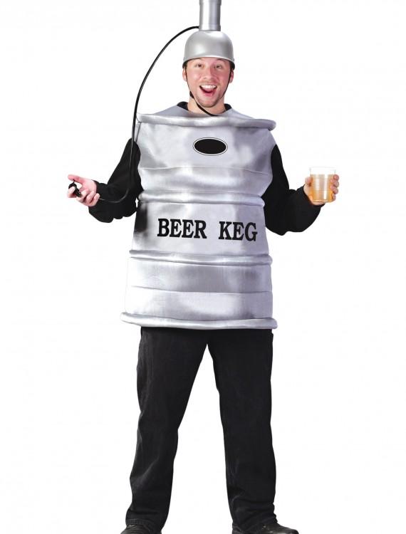Beer Keg Costume, halloween costume (Beer Keg Costume)