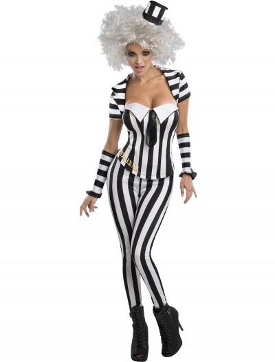 Beetlejuice Corset Costume, halloween costume (Beetlejuice Corset Costume)