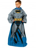 Being Batman Child Comfy Throw, halloween costume (Being Batman Child Comfy Throw)