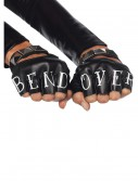 Bend Over Cop Gloves, halloween costume (Bend Over Cop Gloves)