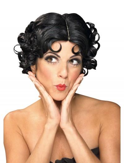 Betty Boop Wig, halloween costume (Betty Boop Wig)