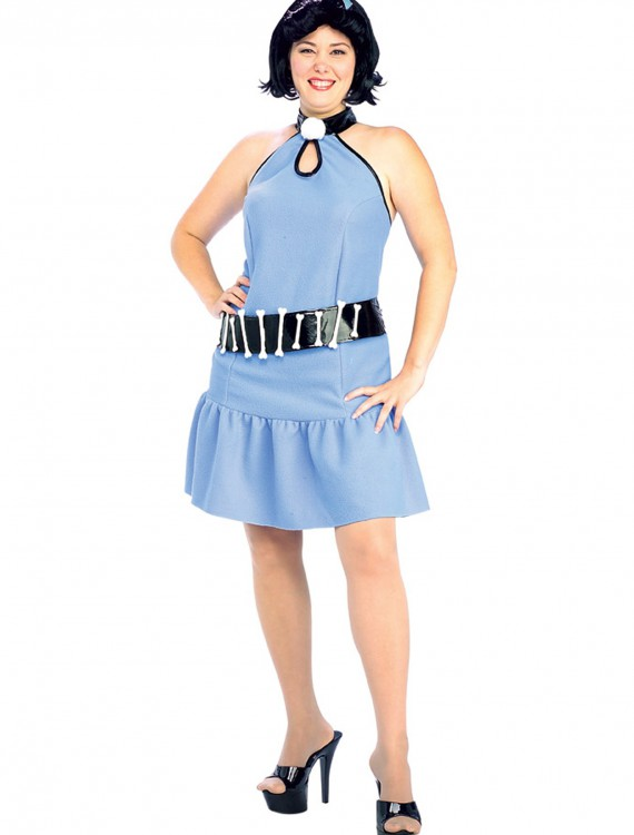 Betty Rubble Plus Size Costume, halloween costume (Betty Rubble Plus Size Costume)