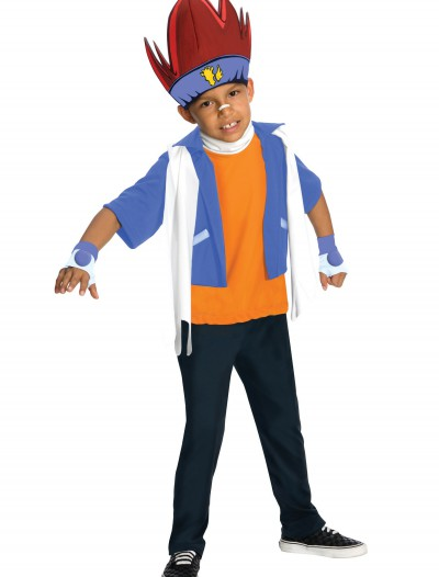 Beyblade Gingka Costume, halloween costume (Beyblade Gingka Costume)