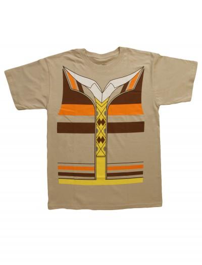 Big Bang Theory Raj Costume T-Shirt, halloween costume (Big Bang Theory Raj Costume T-Shirt)