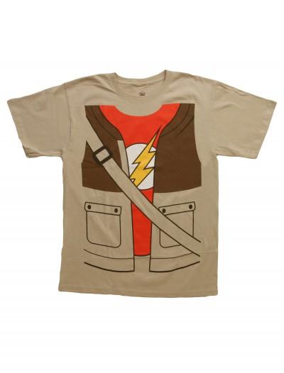 Big Bang Theory Sheldon Costume T-Shirt, halloween costume (Big Bang Theory Sheldon Costume T-Shirt)
