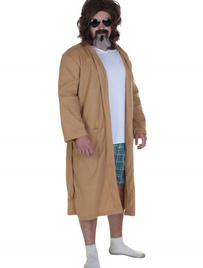 Big Lebowski The Dude Bath Robe Costume, halloween costume (Big Lebowski The Dude Bath Robe Costume)