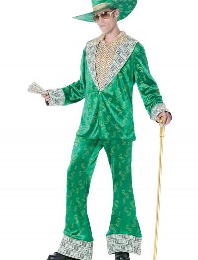 Big Money Pimp Costumes, halloween costume (Big Money Pimp Costumes)