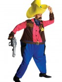 Big Tex Cowboy Costume, halloween costume (Big Tex Cowboy Costume)