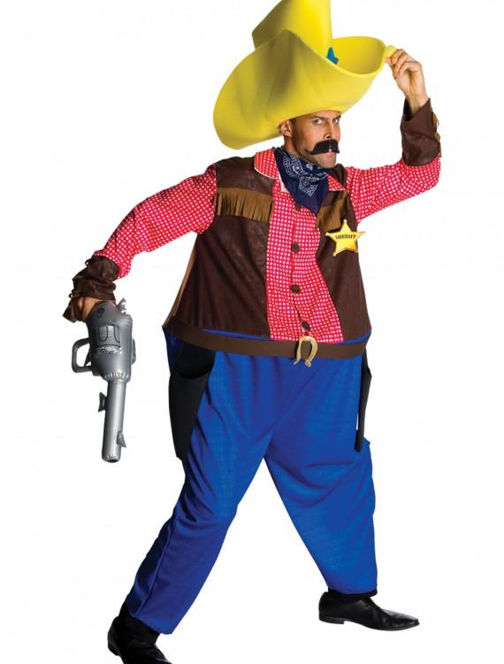 Big Tex Cowboy Costume, halloween costume (Big Tex Cowboy Costume)