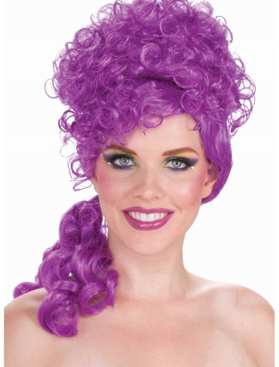 Big Top Belle Clown Wig, halloween costume (Big Top Belle Clown Wig)