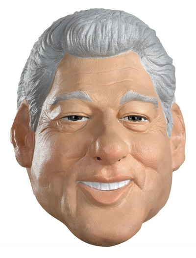Bill Clinton Mask, halloween costume (Bill Clinton Mask)