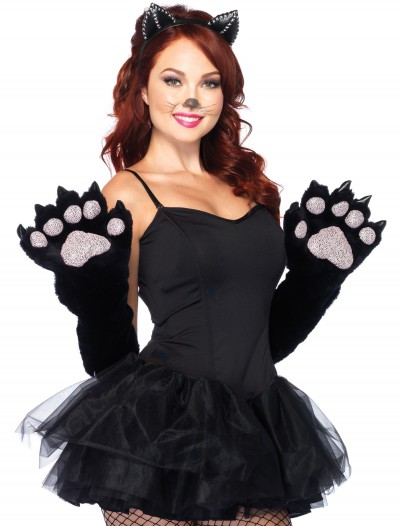 Black Anime Paw, halloween costume (Black Anime Paw)