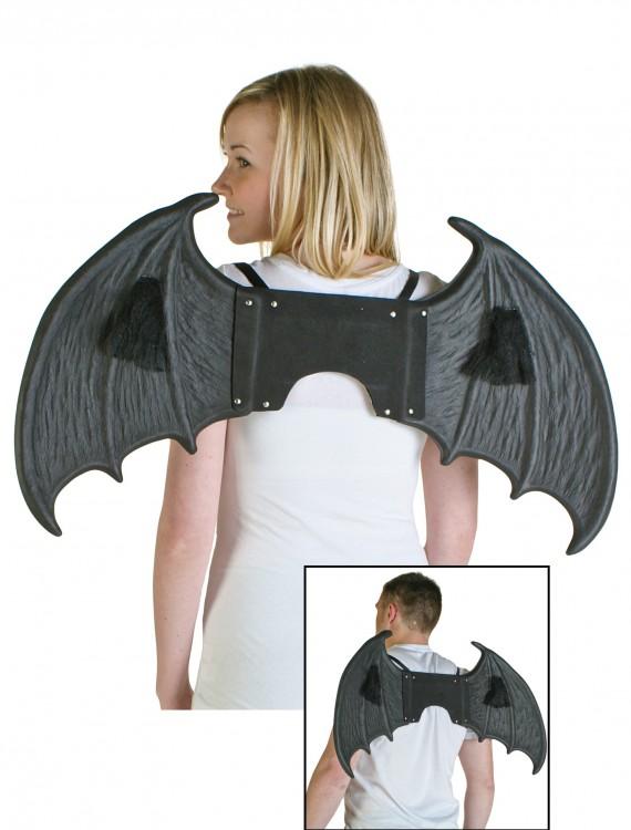 Black Bat Wings, halloween costume (Black Bat Wings)