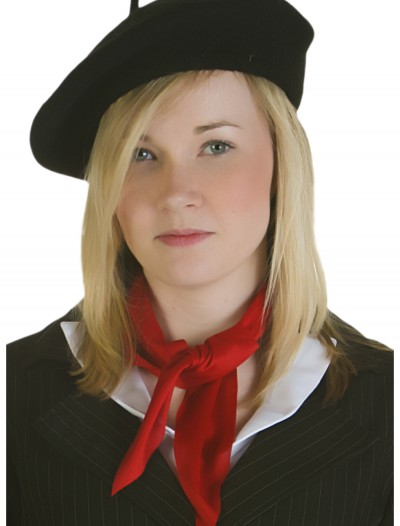 Black Beret Hat, halloween costume (Black Beret Hat)