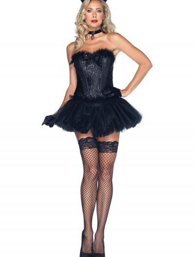 Black Cat Babe Costume, halloween costume (Black Cat Babe Costume)