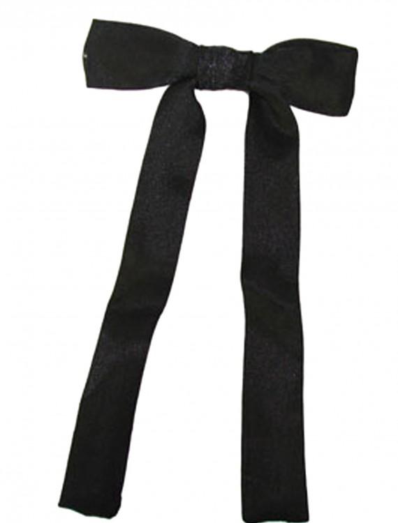 Black Cowboy Tie, halloween costume (Black Cowboy Tie)