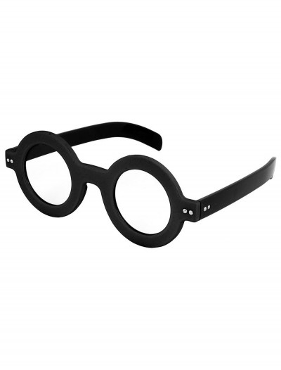 Black Dweeb Glasses, halloween costume (Black Dweeb Glasses)