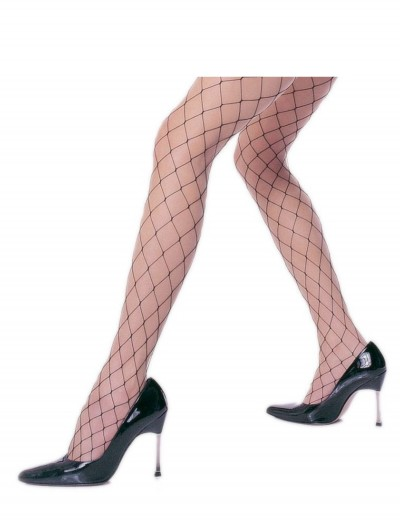 Black Fence Net Pantyhose, halloween costume (Black Fence Net Pantyhose)