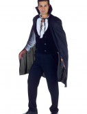 Black High Collar Cape, halloween costume (Black High Collar Cape)