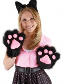 Black Kitty Paws, halloween costume (Black Kitty Paws)