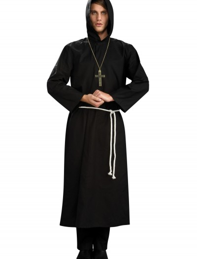 Black Monk Robe, halloween costume (Black Monk Robe)